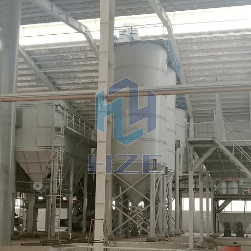 Iran 450 TPD Kaolin Processing Plant