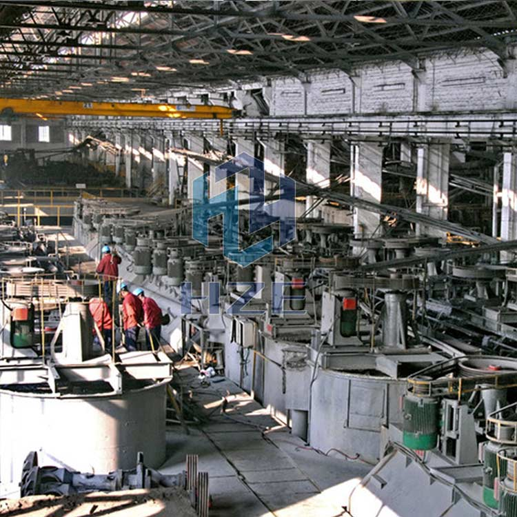 Zinc and Lead Beneficiation and Processing Plant