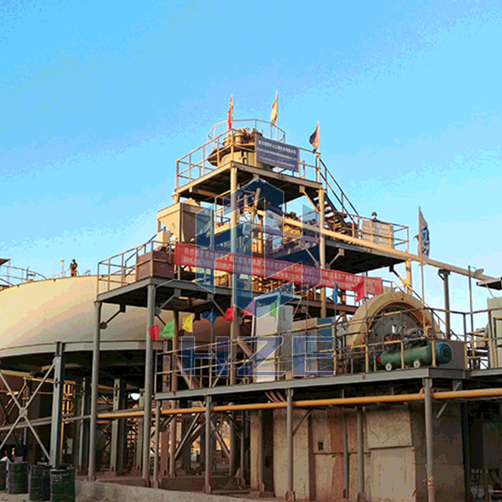 Gold or Silver CIP or CIL Plant
