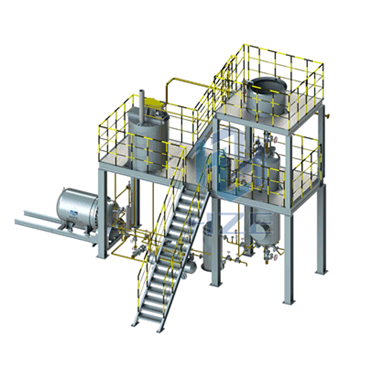 High Efficiency Elution and Electrowinning Plant