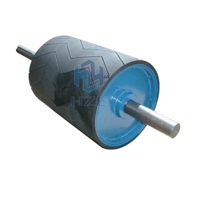 Magnetic Separation Head Pulley